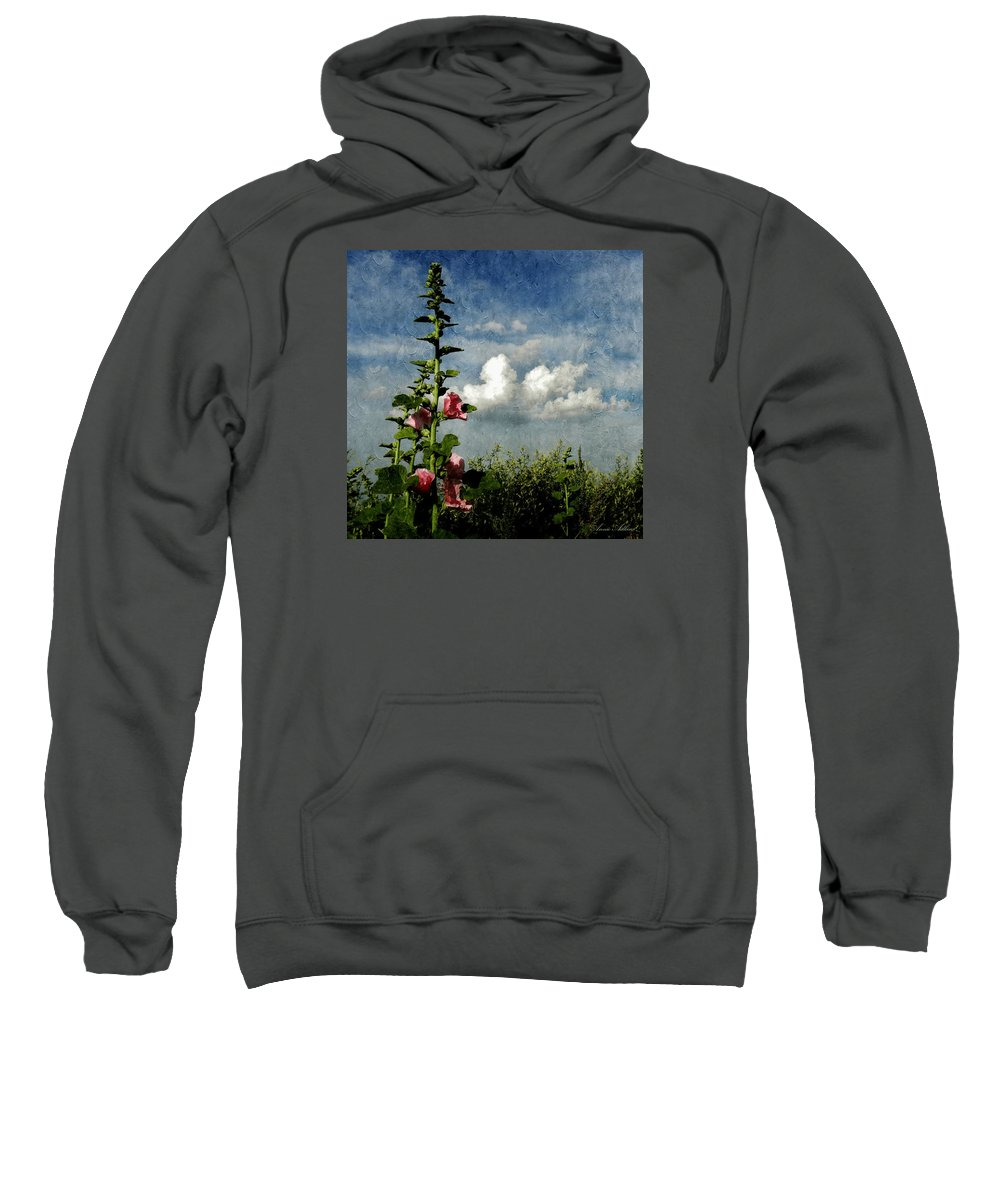 Celebrate Sweatshirt featuring the photograph Celebrate by Annie Adkins