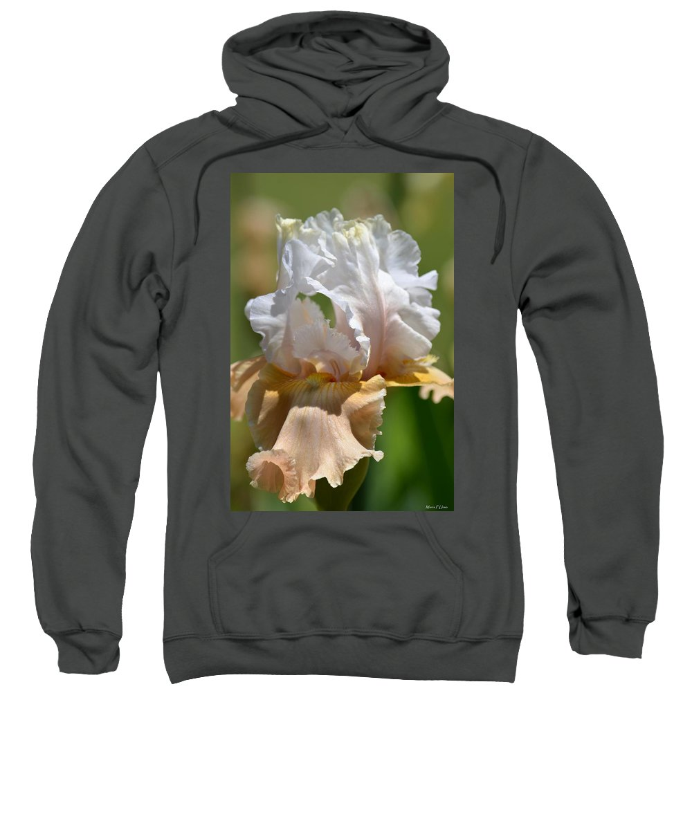 Champagne Sweatshirt featuring the photograph Champagne by Maria Urso