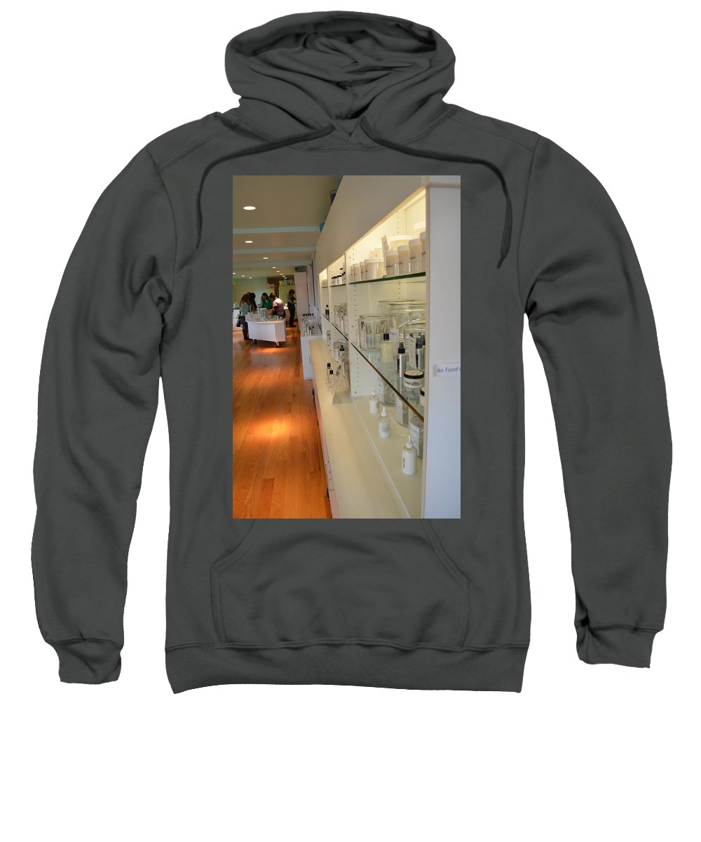 Bridge Street Soap Sweatshirt featuring the photograph Class In Session by JG Thompson