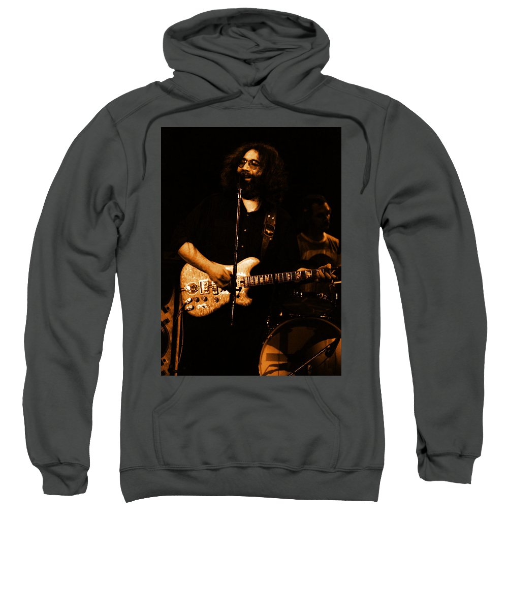 Grateful Dead Sweatshirt featuring the photograph Dead #28 In Amber by Ben Upham
