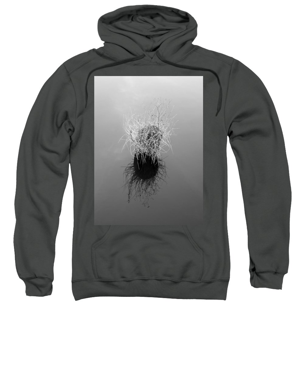 Sky Sweatshirt featuring the photograph Deserted Island by Luke Moore