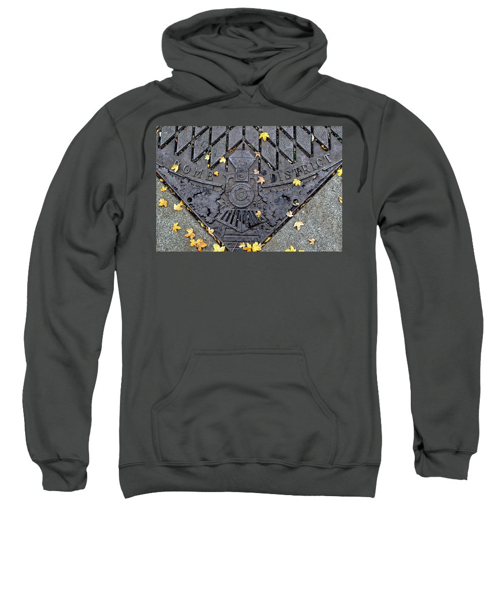 Dome District Sweatshirt featuring the photograph Dome District by Tikvah's Hope