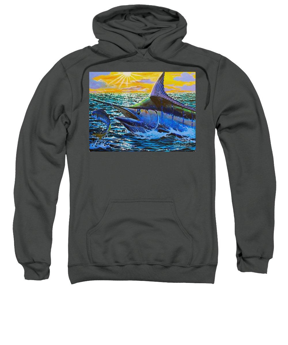 Angler Paintings Hooded Sweatshirts T-Shirts