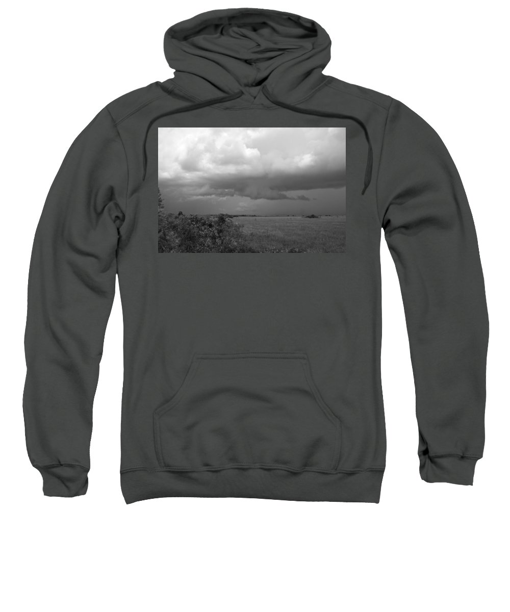 Everglades Sweatshirt featuring the photograph Everglades No.1 by John Greco