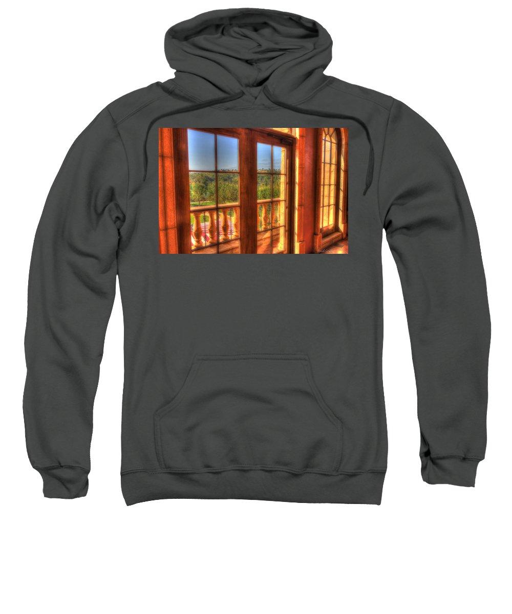 Sweatshirt featuring the photograph Good Morning Sunshine by Heidi Smith