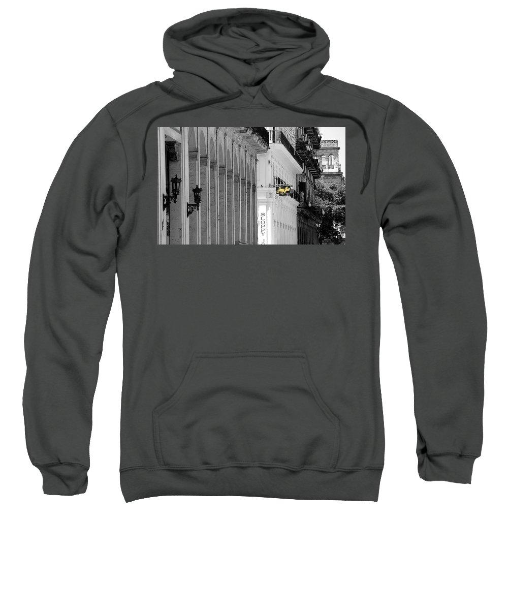 Havana Sweatshirt featuring the photograph Havana 18 by Andrew Fare