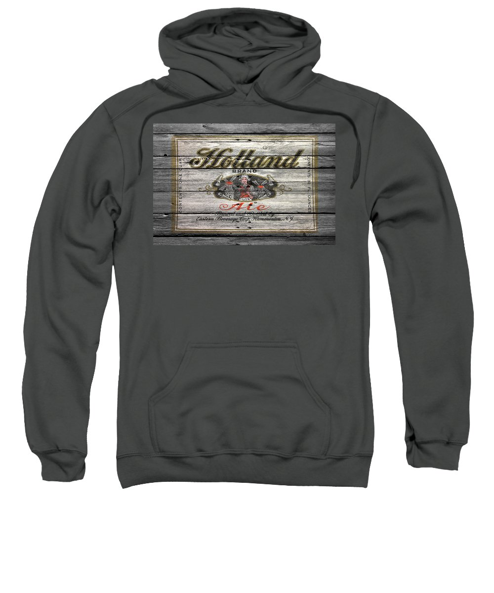 Holland Ale Sweatshirt featuring the photograph Holland Ale by Joe Hamilton