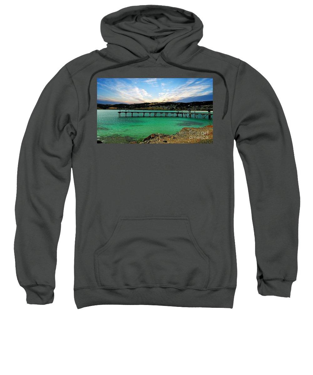 Kangaroo Island Sweatshirt featuring the photograph Kangaroo Island 1 by Ben Yassa