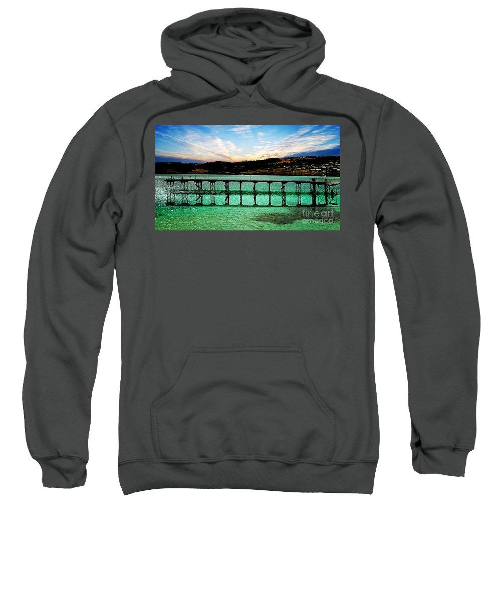 Kangaroo Island Sweatshirt featuring the photograph Kangaroo Island 2 by Ben Yassa