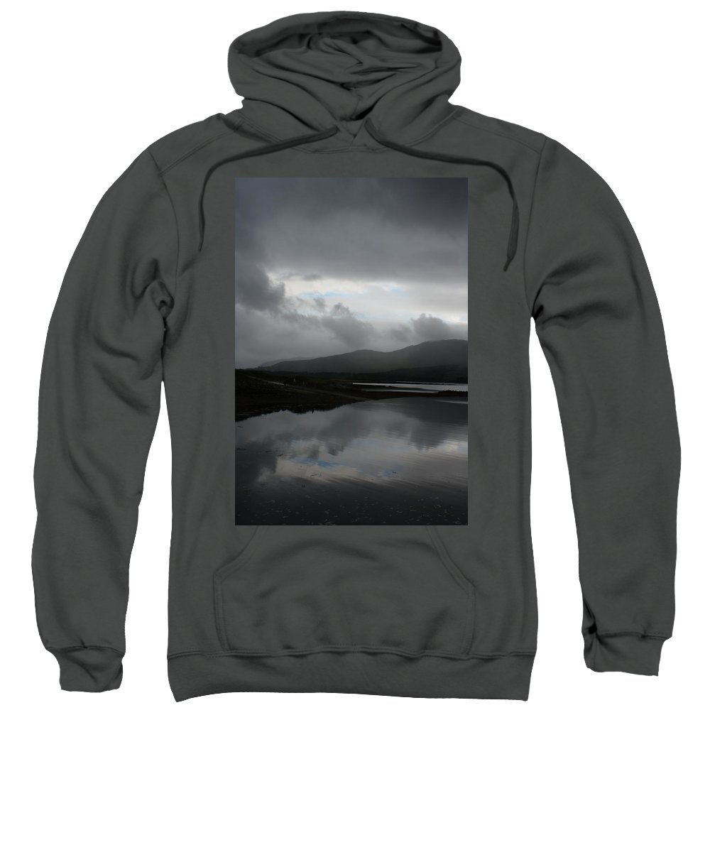 Kilmacalogue Sweatshirt featuring the photograph Kilmacalogue by Simon Kennedy