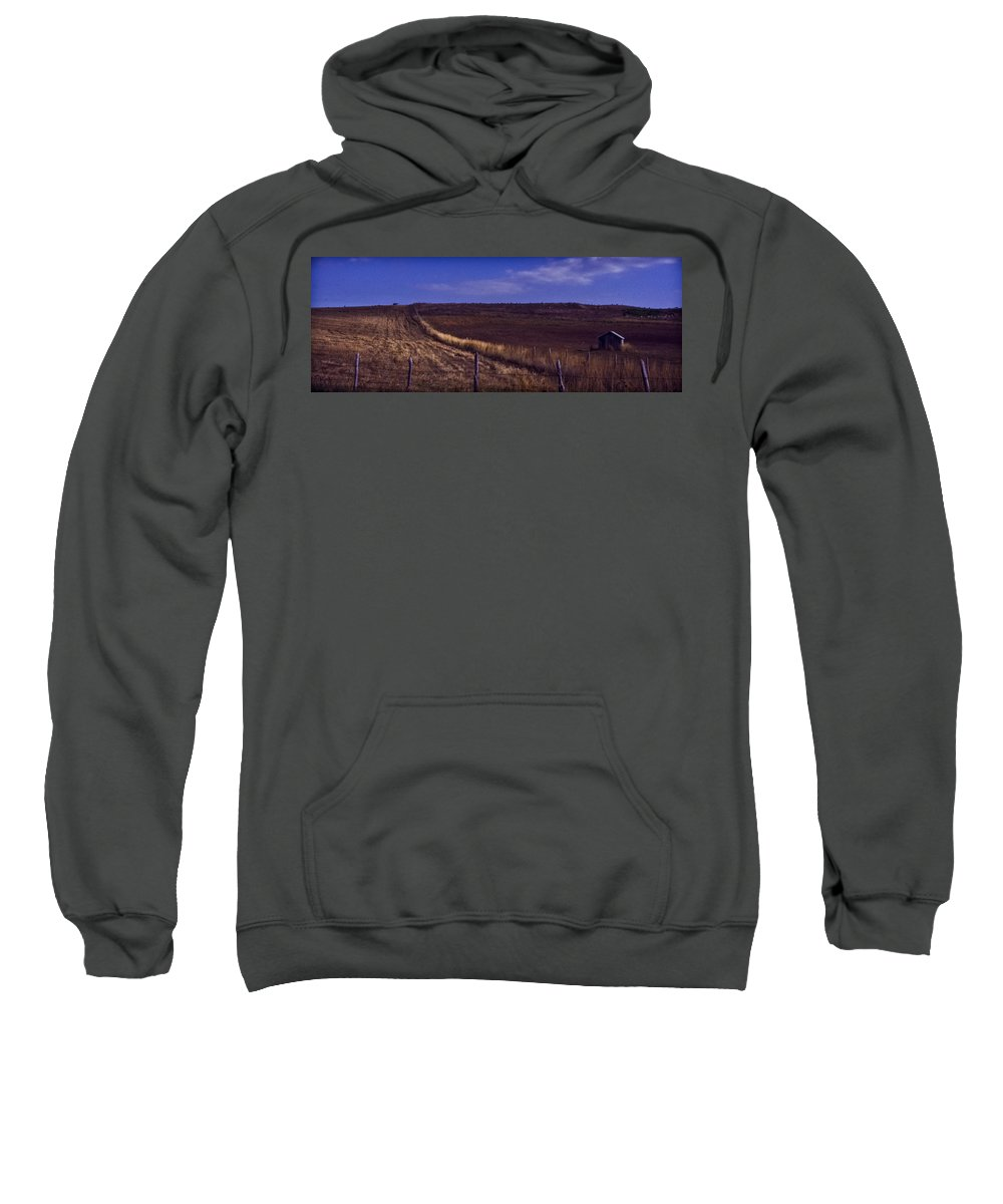 Italy Sweatshirt featuring the photograph Land Escape by Michele Mule