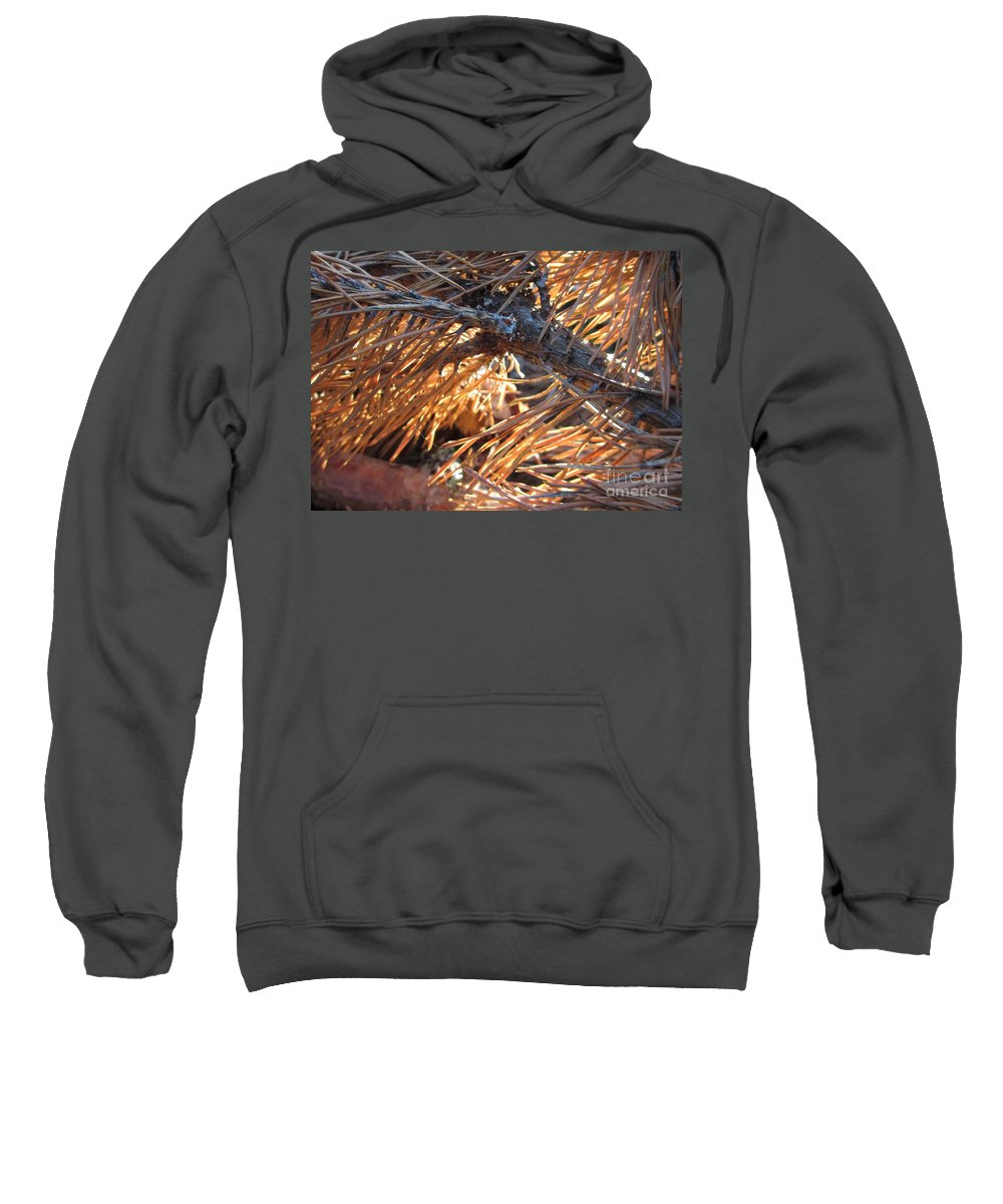 Left For Dead Sweatshirt featuring the photograph Left For Dead by Martin Howard