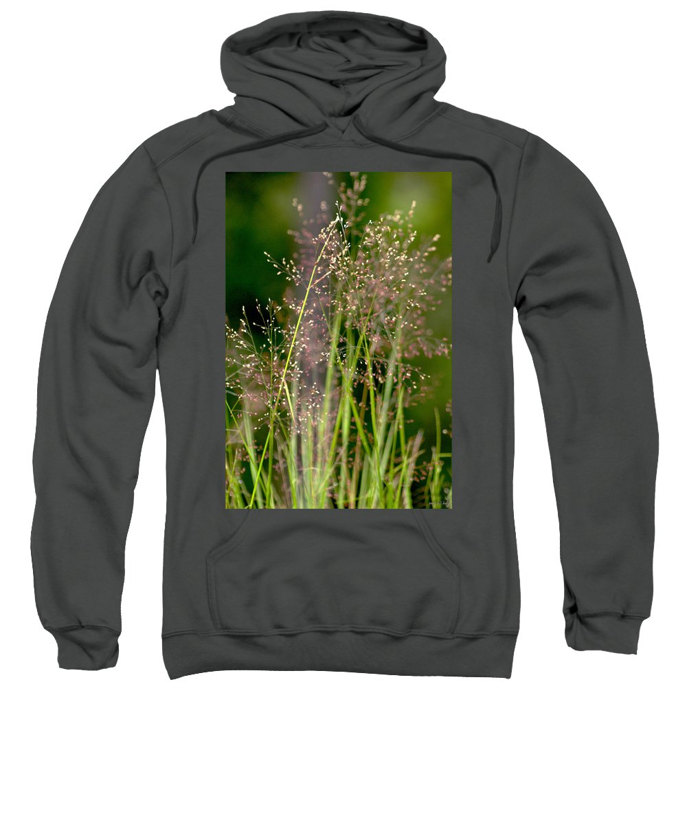 Floral Sweatshirt featuring the photograph Memories Of Springtime by Holly Kempe
