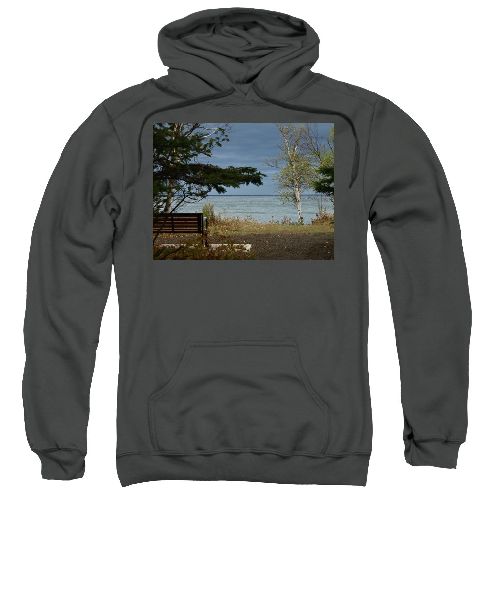 Peterson Nature Photography Sweatshirt featuring the photograph Rest And Relaxation by James Peterson