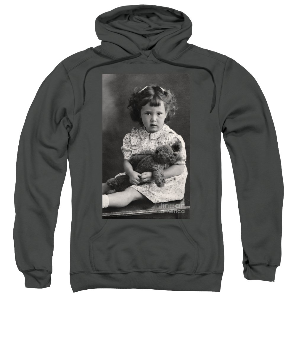 Restored Sweatshirt featuring the photograph Restoration by Linsey Williams