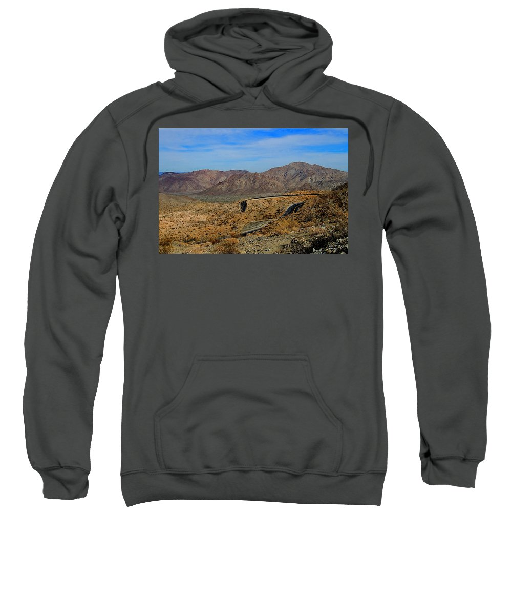 Road Less Traveled Sweatshirt featuring the photograph Road Less Traveled by See My Photos