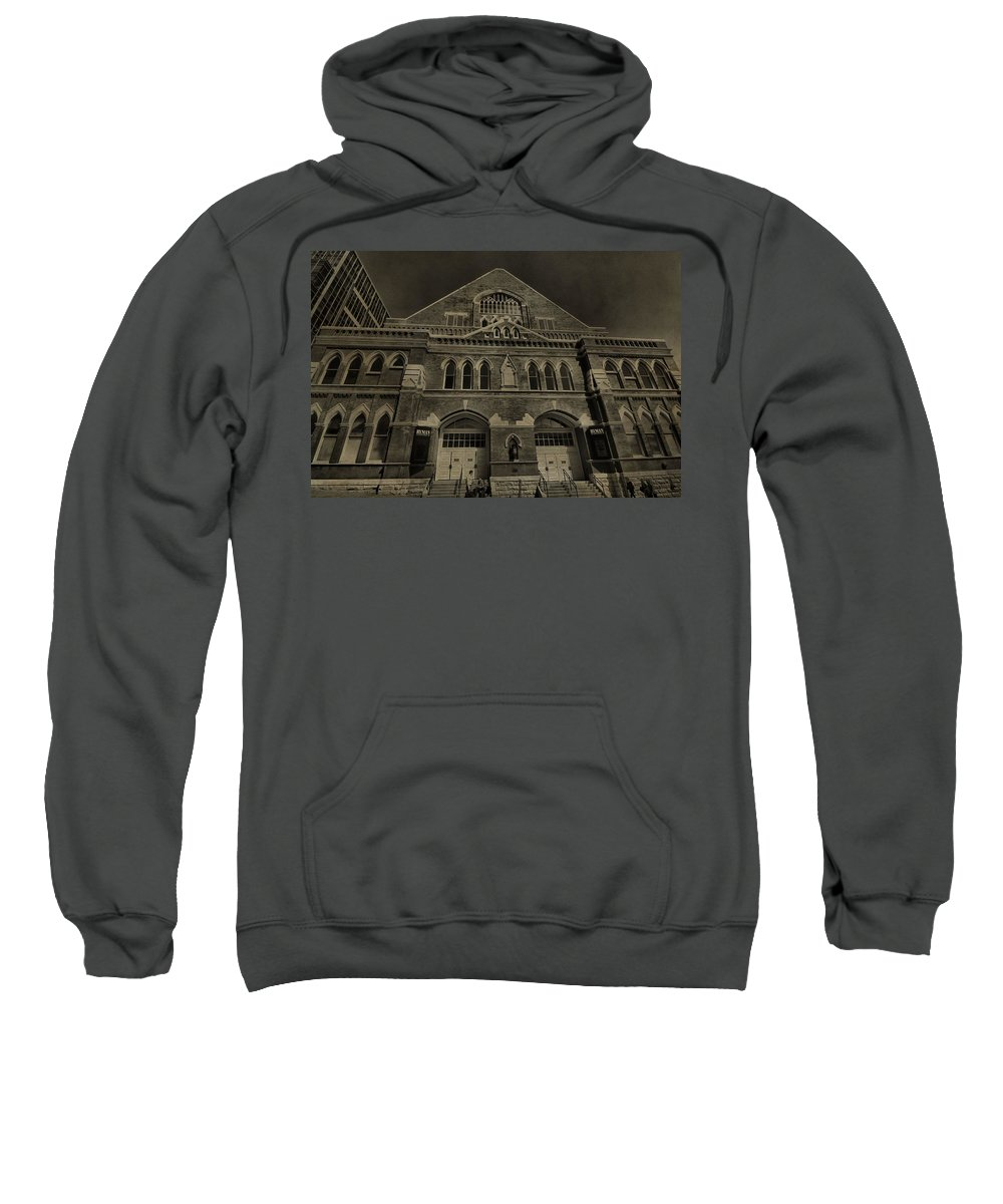Ryman Auditorium Sweatshirts