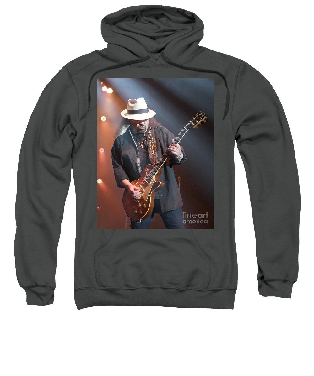 Lynyrd Skynyrd Sweatshirt featuring the photograph Skynyrd-gary-7407 by Gary Gingrich Galleries