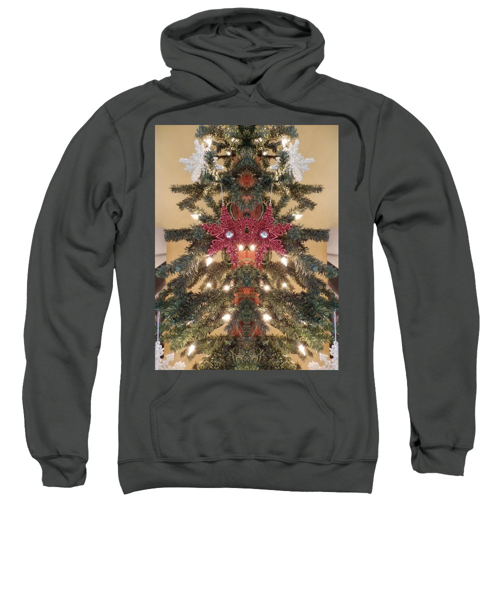 Christmas Sweatshirt featuring the photograph Something Completely Different by Nick Kirby