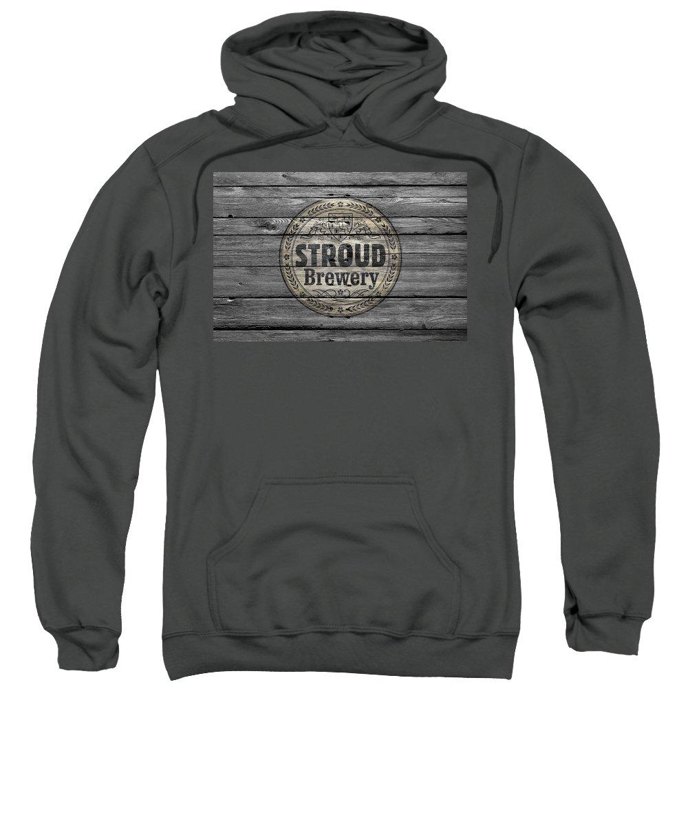 Stroud Brewing Sweatshirt featuring the photograph Stroud Brewing by Joe Hamilton