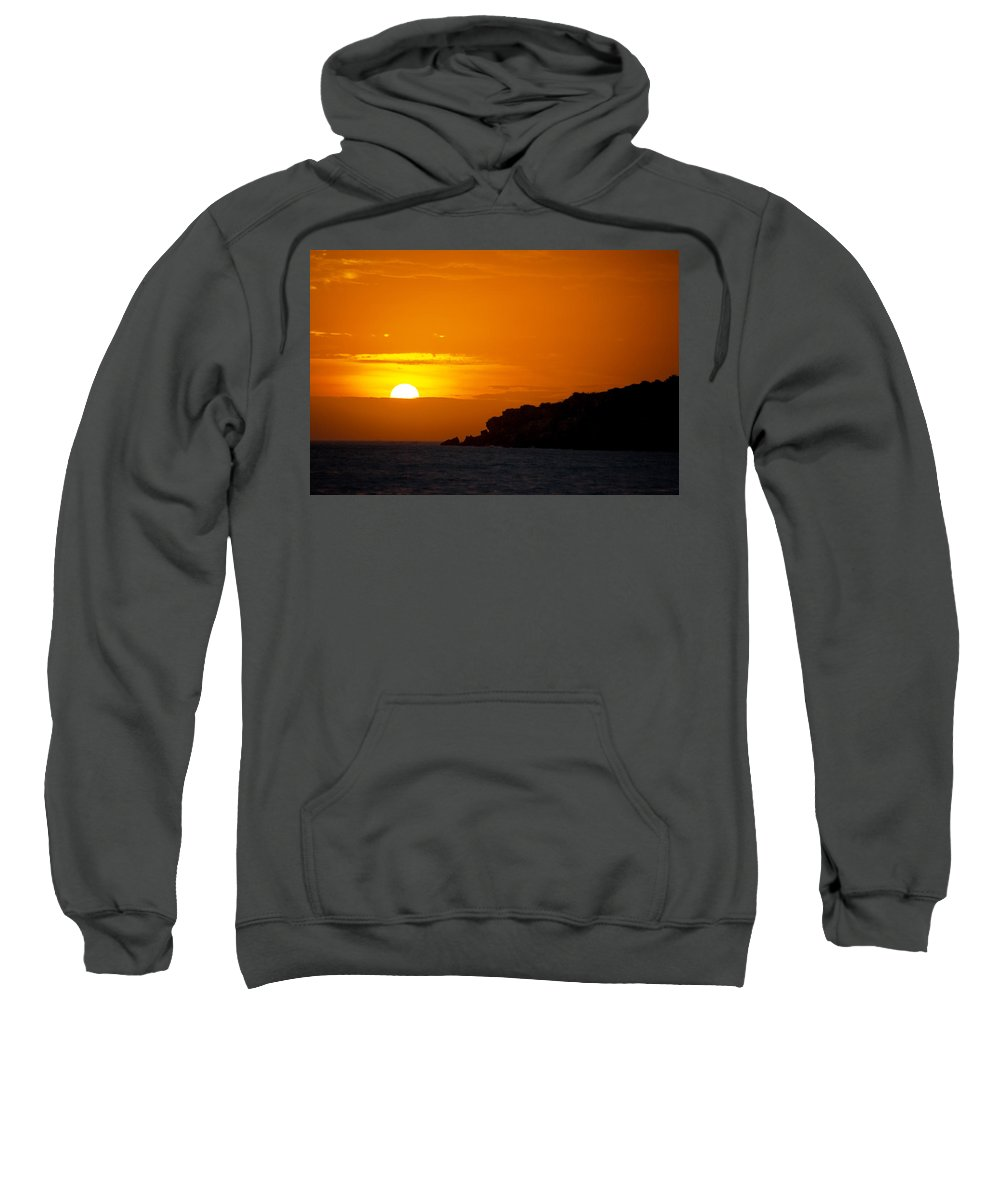 Sunset Sweatshirt featuring the photograph Sunset In Northern Colombia by Jess Kraft