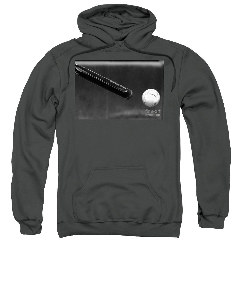 Activity Sweatshirt featuring the photograph Swing by Alan Look