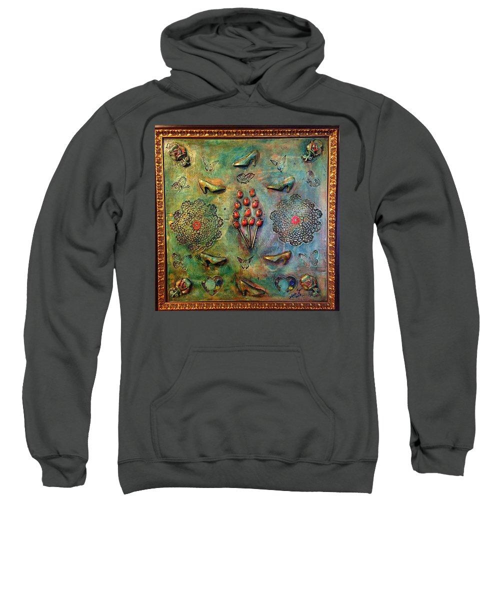 Alfredo Garcia Hooded Sweatshirts T-Shirts