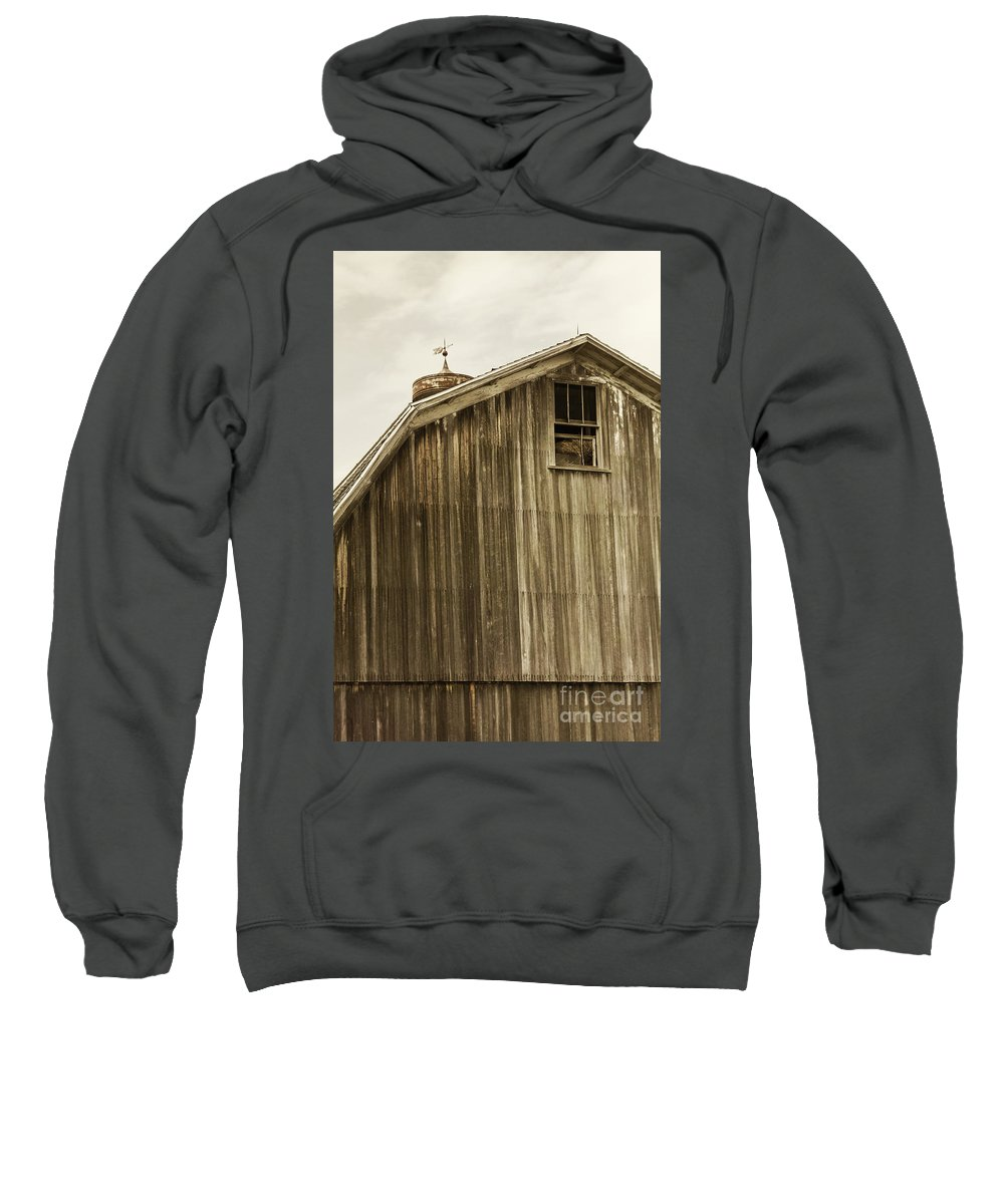 Old Sweatshirt featuring the photograph The Loft by Margie Hurwich