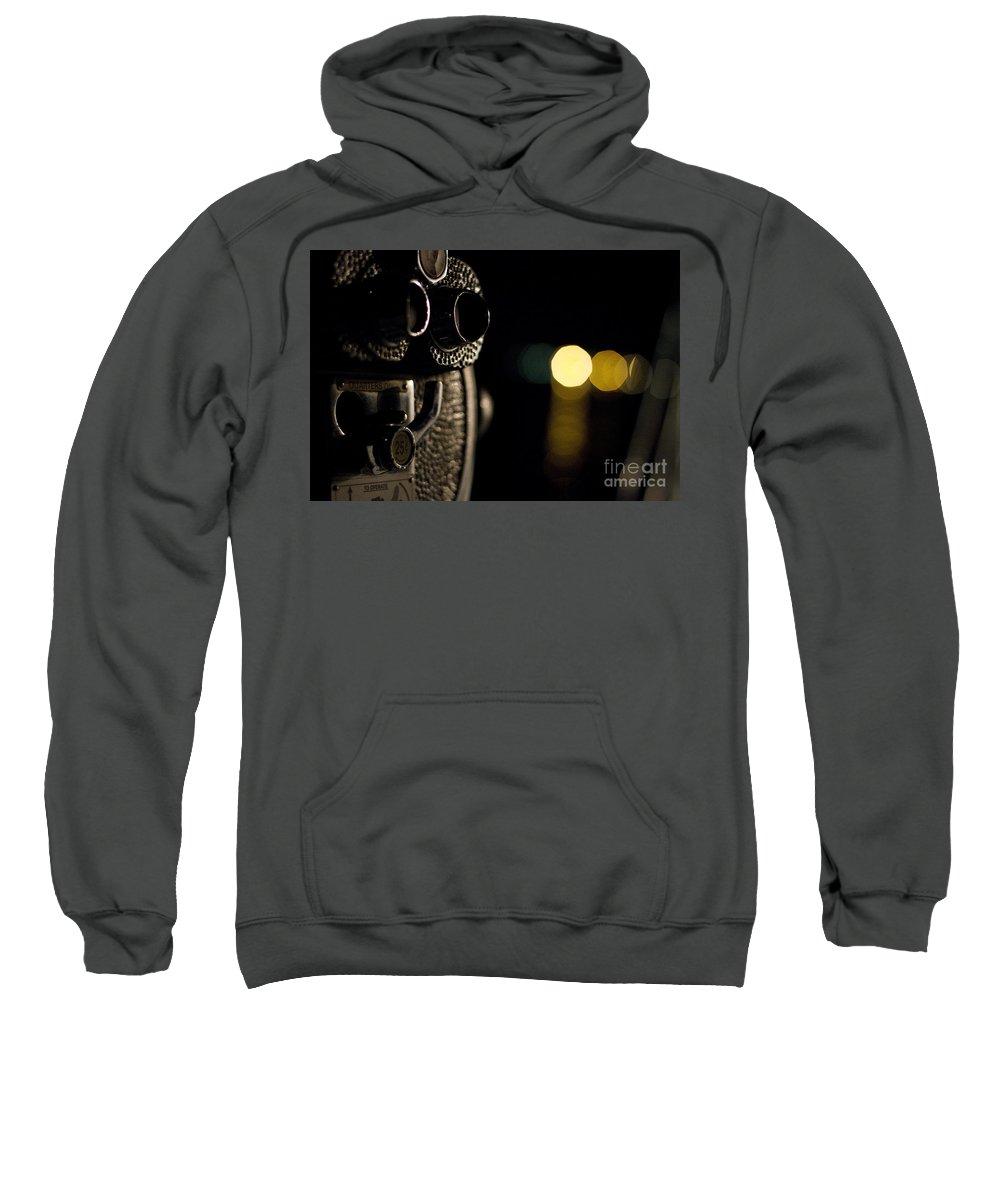 Sweatshirt featuring the photograph Vermont Ferry 3 by Sara Schroeder