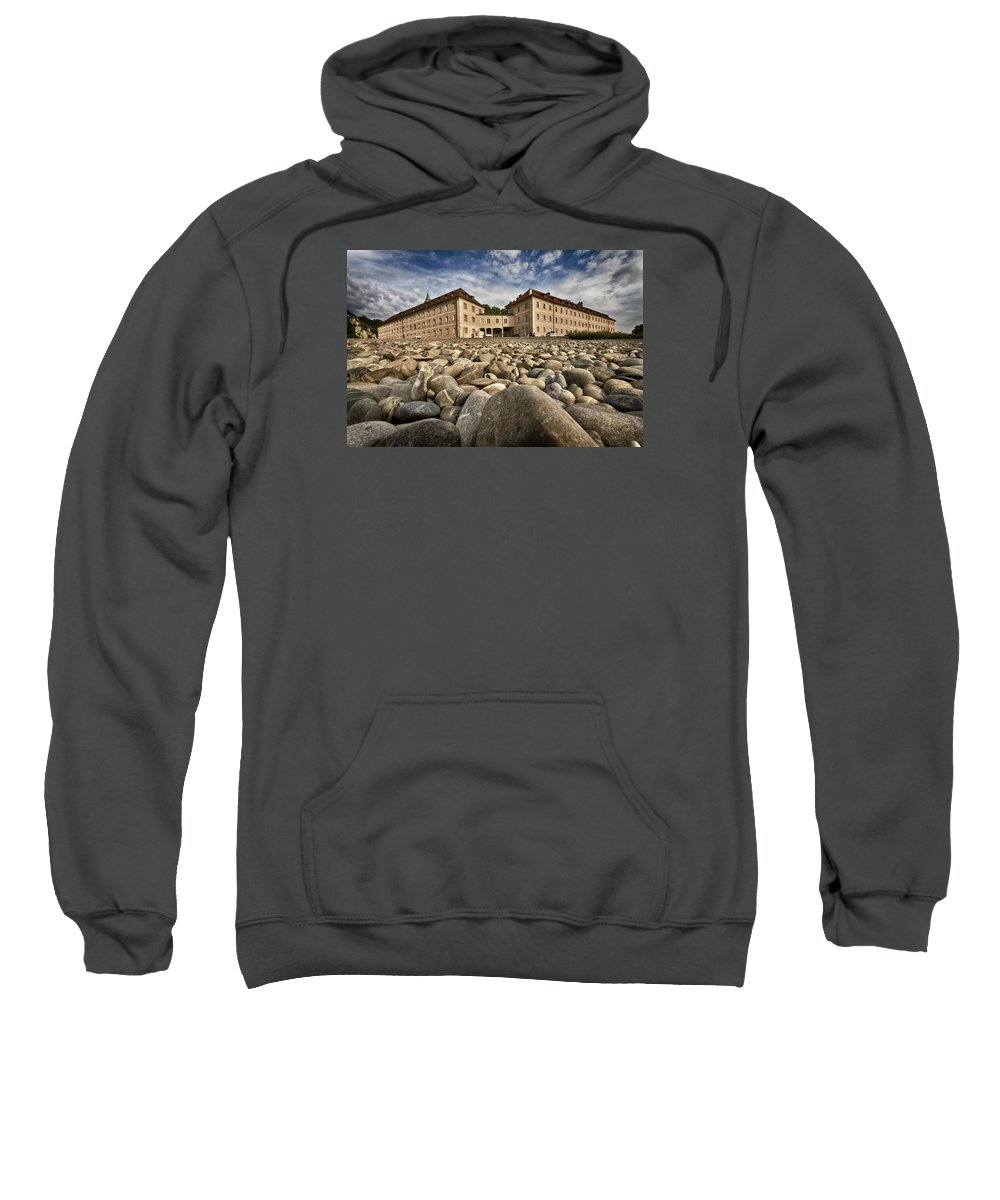 Germany Sweatshirt featuring the photograph Weltenberg Abbey by Robert Woodward