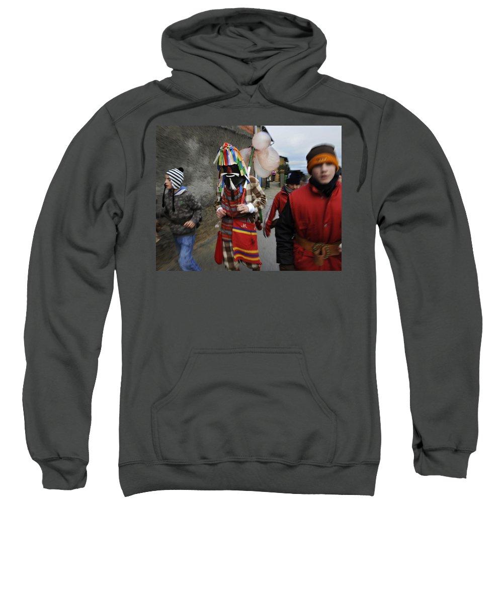 Spain Sweatshirt featuring the photograph Zangarron 5 by Rafa Rivas