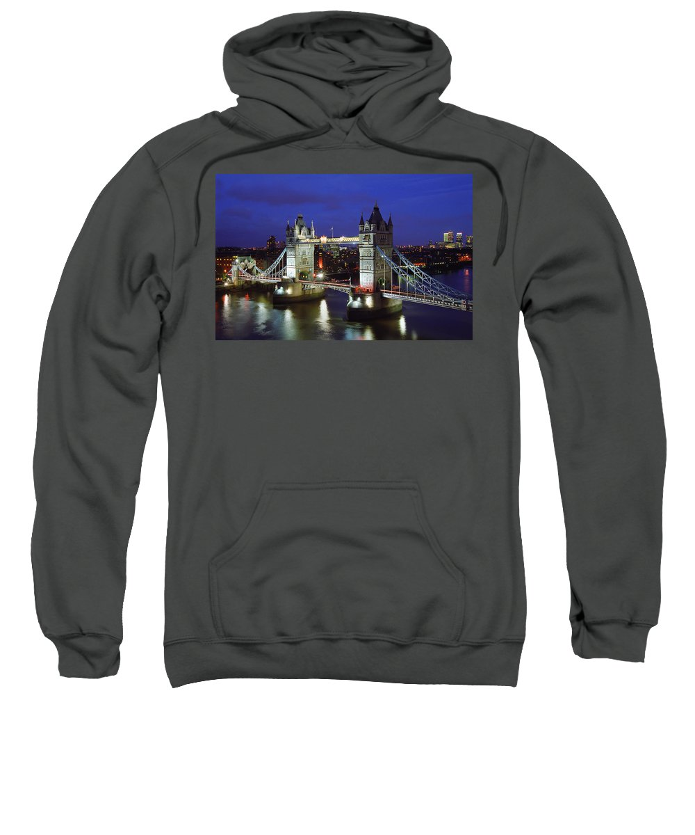 Sweatshirt featuring the photograph None by Axiom Photographic