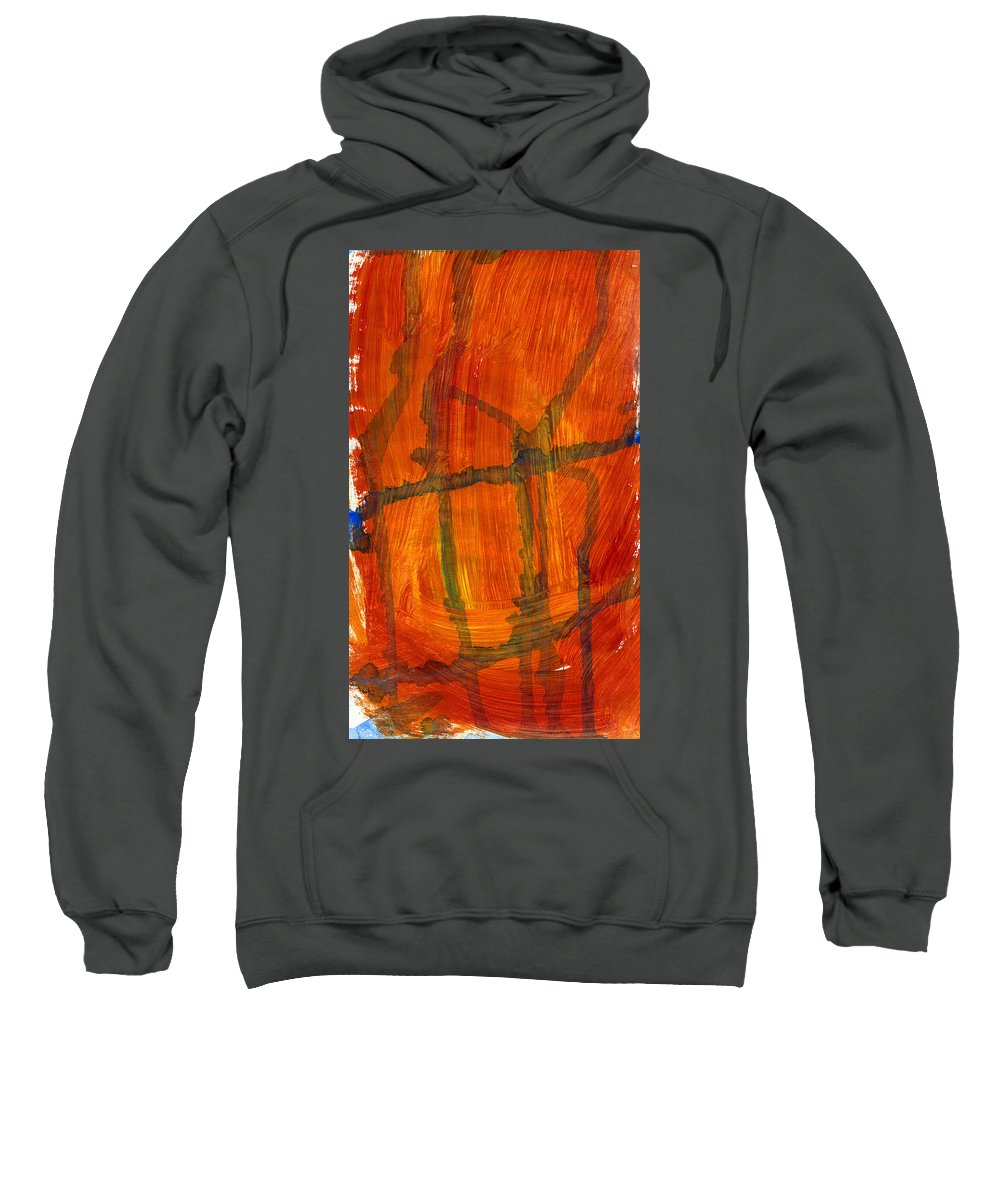 40890-photos2-032 Sweatshirt featuring the painting Untitled by Taylor Webb
