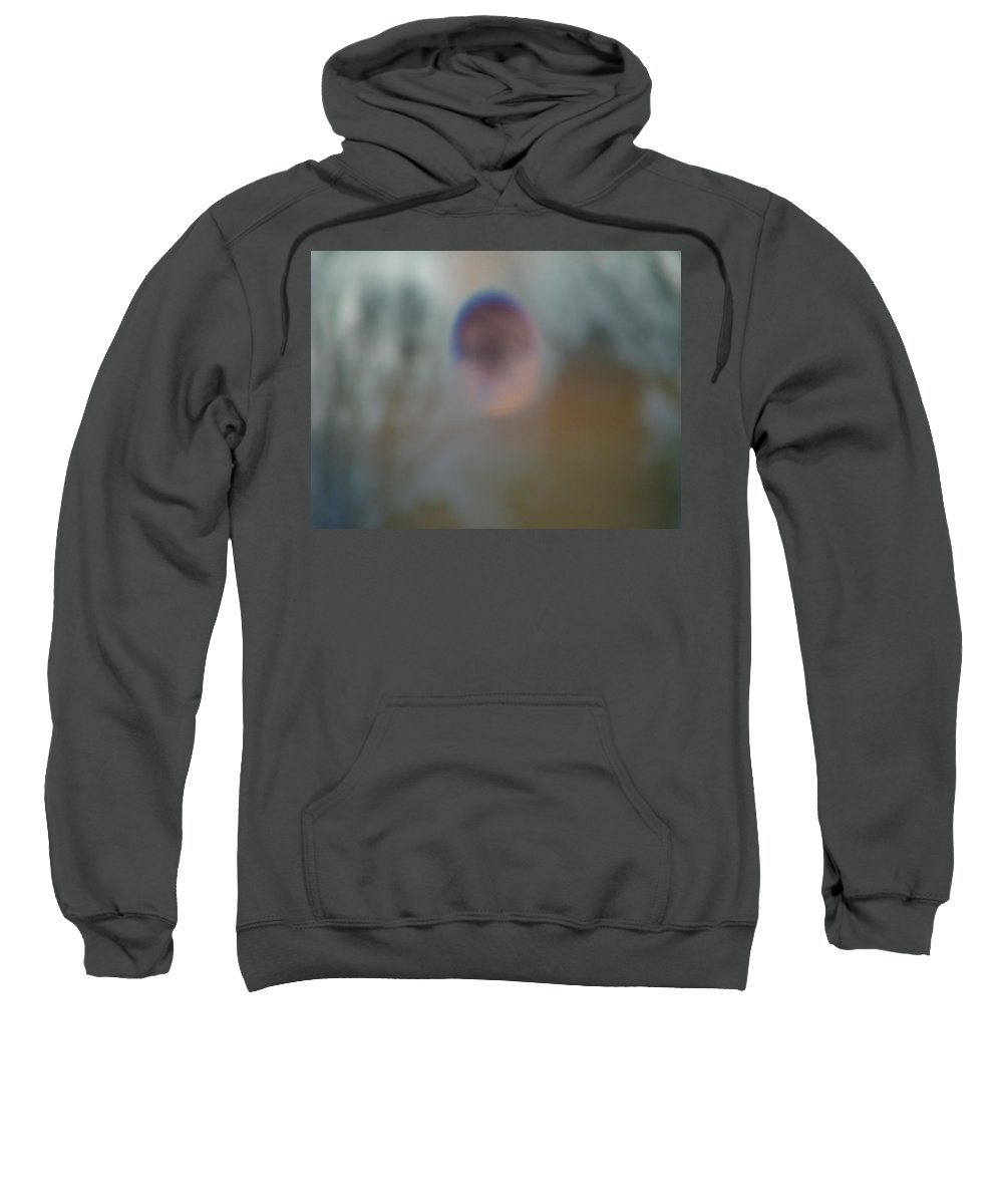 Abstract Sweatshirt featuring the photograph Shadows by Lenore Senior