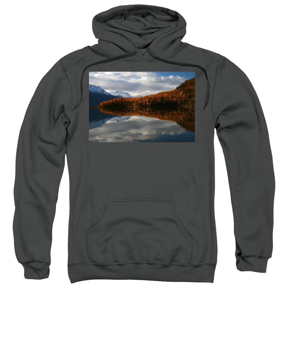 Doug Lloyd Sweatshirt featuring the photograph Fall Beauty by Doug Lloyd
