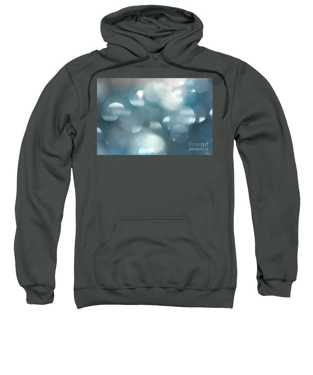 Abstract Photographs Sweatshirt featuring the photograph Abstract by Kim Henderson
