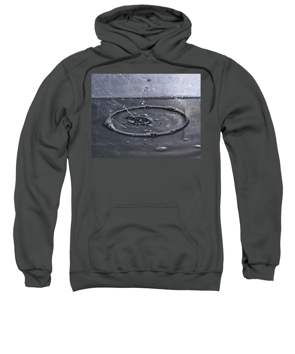 Bubble Sweatshirt featuring the photograph Blink II by Betsy Knapp
