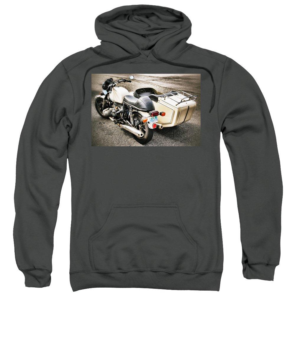 Bmw Sweatshirt featuring the photograph Bmw Bliss by Scott Wyatt