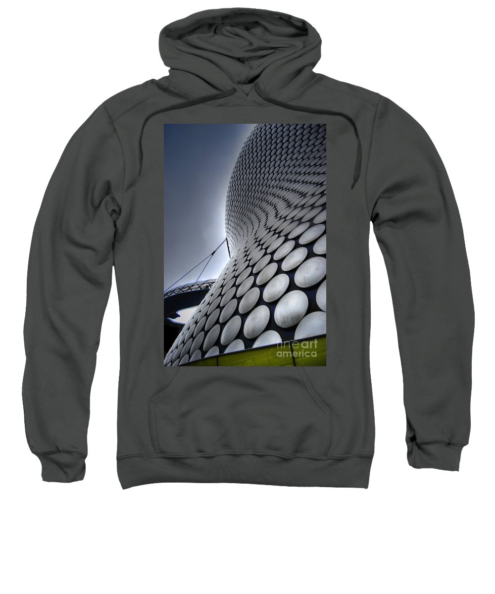 Art Sweatshirt featuring the photograph Bullring - Selfridges by Yhun Suarez