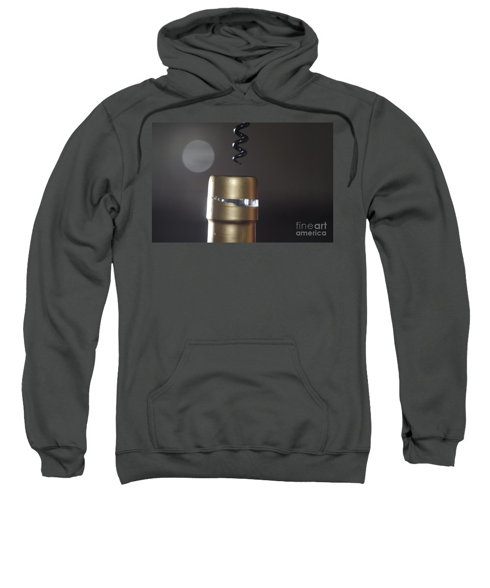 Corkscrew Sweatshirt featuring the photograph Corkscrew by Mats Silvan