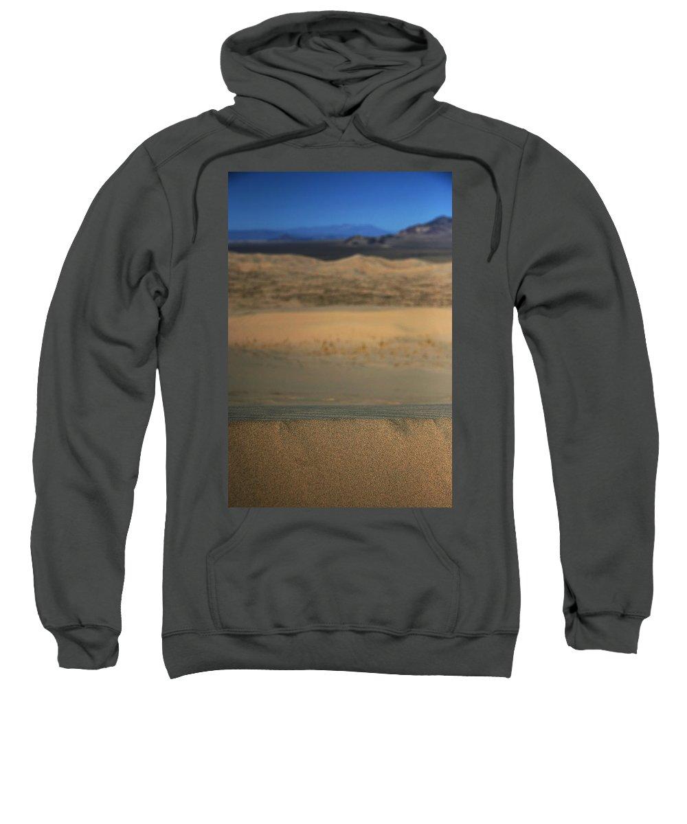 Sand Dune Sweatshirt featuring the photograph Dunes by Chris Brannen