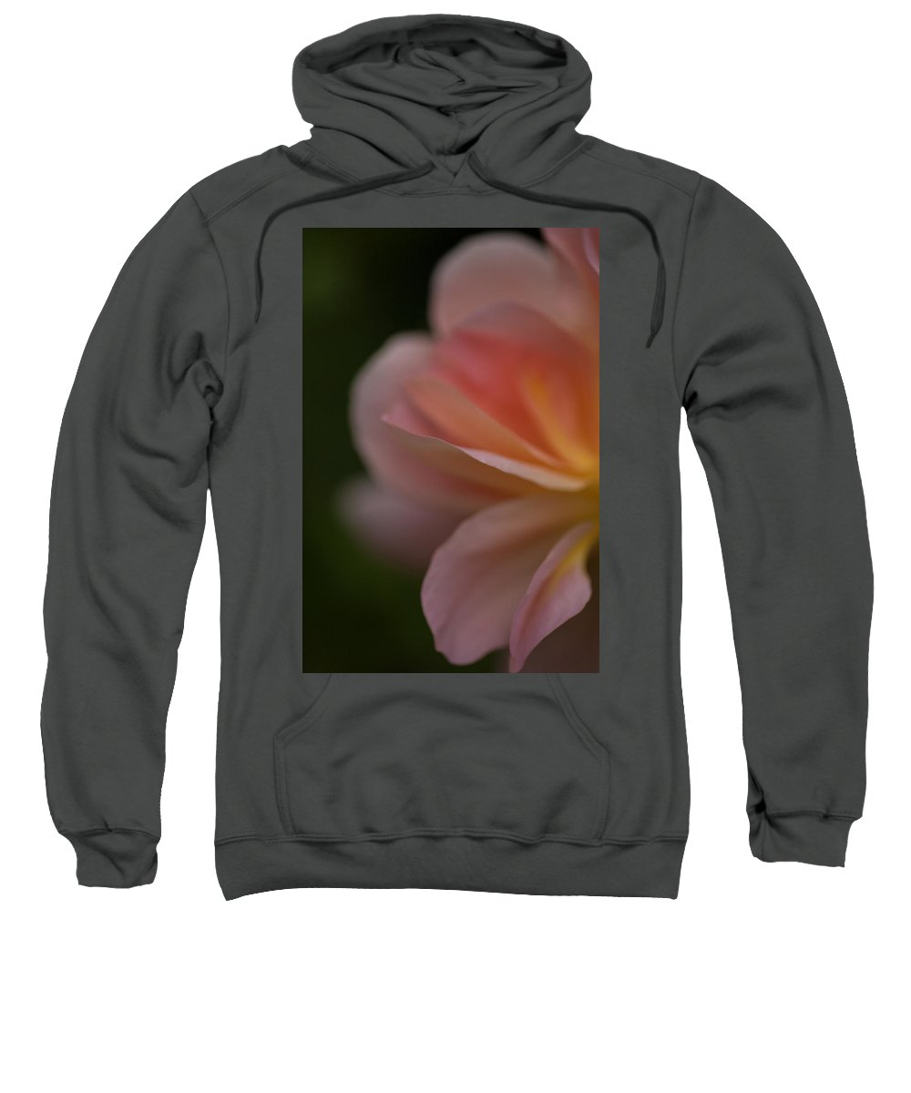 Rose Sweatshirt featuring the photograph Flow Of Light by Mike Reid