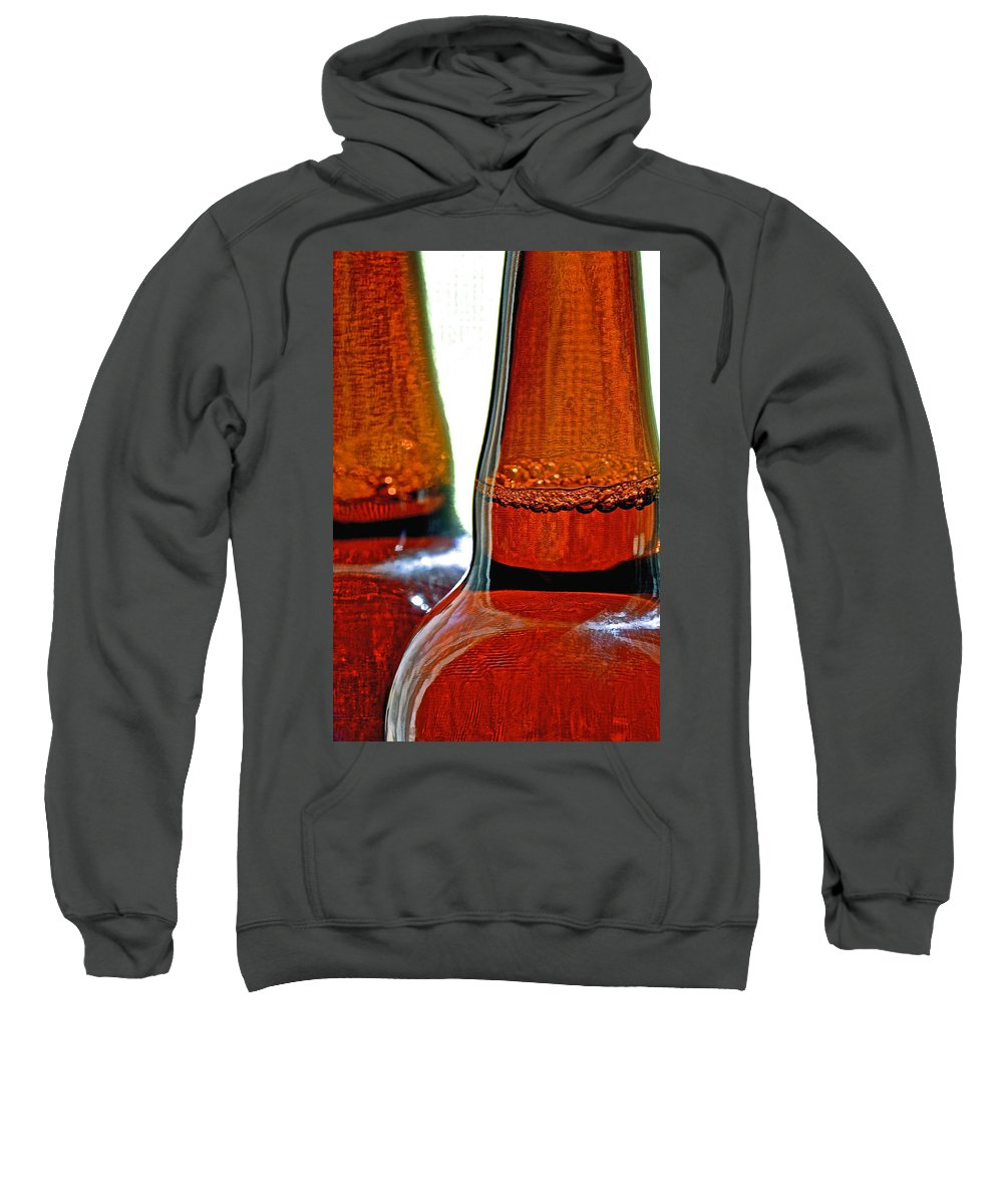 Pale Ale Sweatshirt featuring the photograph India Pale Ale by Bill Owen