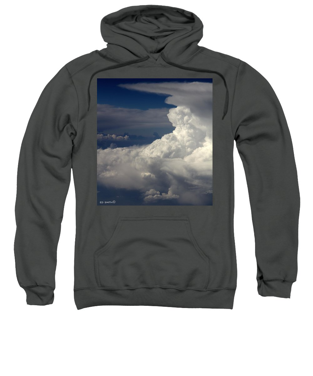 New Born Sweatshirt featuring the photograph New Born by Ed Smith
