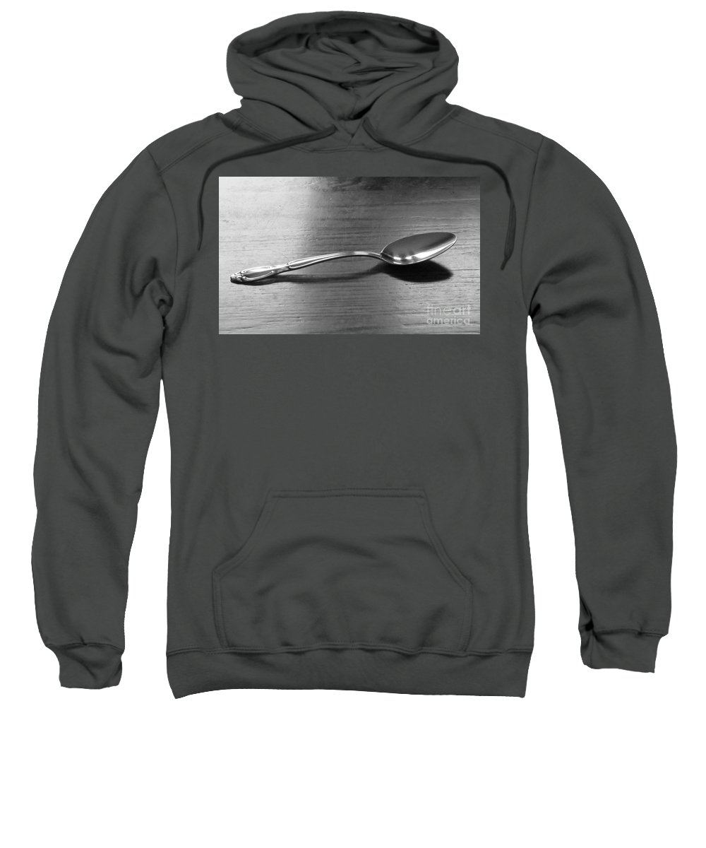 Spoon Sweatshirt featuring the photograph Spoon by Michelle Powell