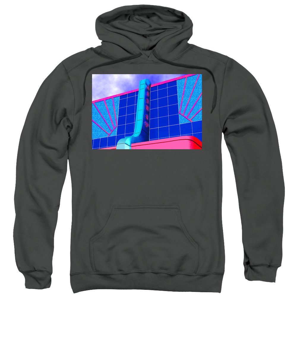 Photography Sweatshirt featuring the photograph Subway by Paul Wear