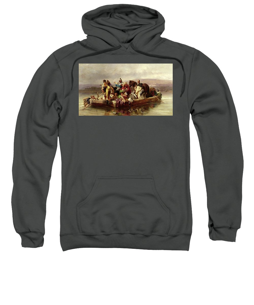 Knights Ferry Hooded Sweatshirts T-Shirts