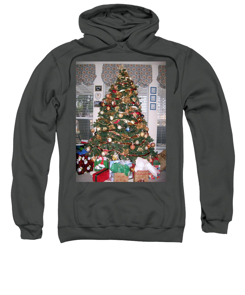 Tree Sweatshirt featuring the photograph The Tree by Amy Hosp