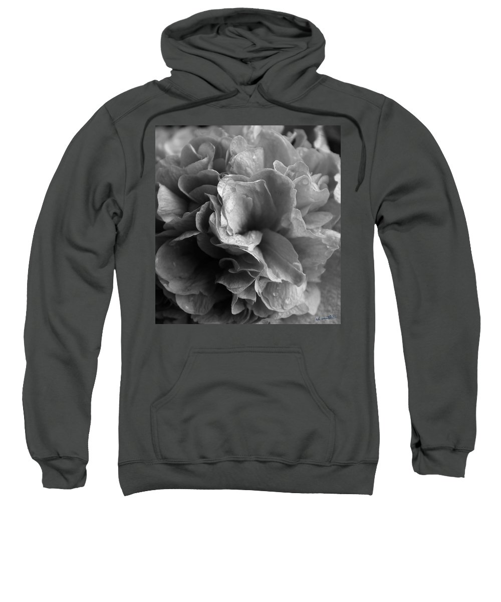 Thirsty Sweatshirt featuring the photograph Thirsty by Ed Smith