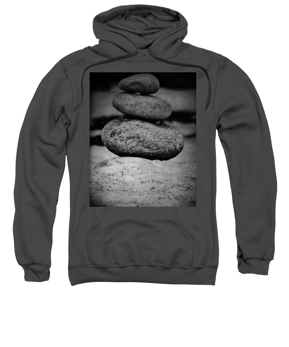 Jerry Cordeiro Sweatshirt featuring the photograph U R My Rock by The Artist Project